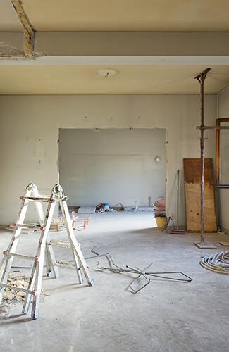 Sanierung - Görgen Bauunternehmung