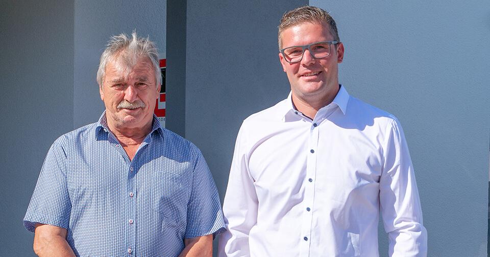 Die Geschäftsleitung der Görgen Bauunternehmung GmbH