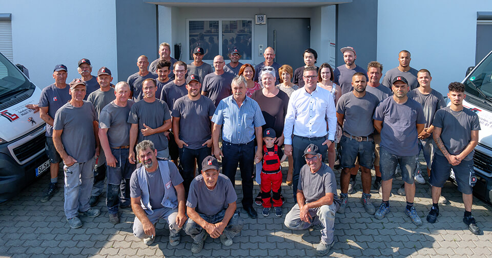 Firmengeschichte Görgen Bauunternehmung GmbH