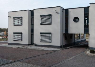 Saarwellingen Anbau, Neubau, Außenanlage